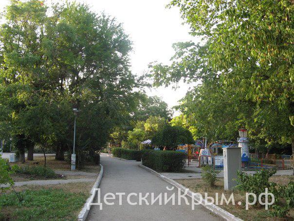 Евпатория парк ул токарева